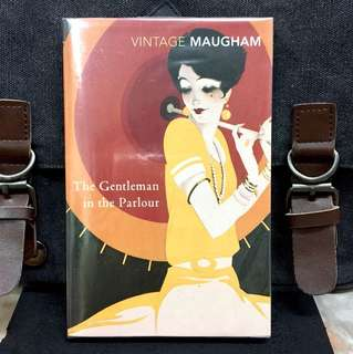 # Novel《 Bran-New + Timeless Classic Delightful Fiction》W. Somerset Maugham - THE GENTLEMAN IN THE PARLOUR