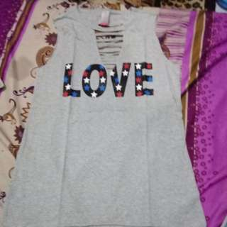 tanktop love new!!!