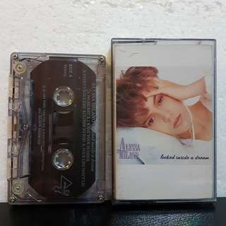 Cassette》Alyssa Milano - Locked Inside A Dream