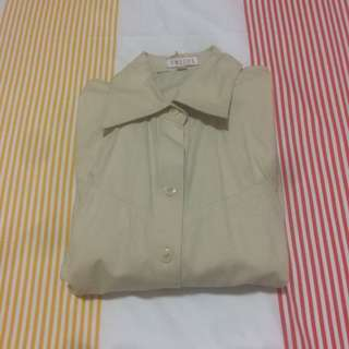 Tweeds Long Sleeve Collared Shirt