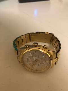 Tissot Gold quartz movement watch for sale