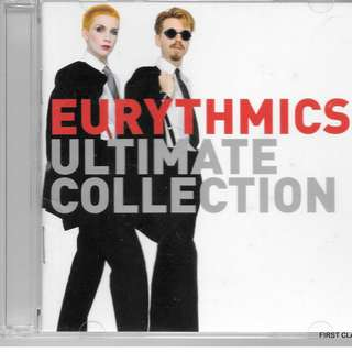 MY PRELOVED CD - EURYTHMICS ULTIMATE COLLECTION /FREE DELIVERY (F3Y)