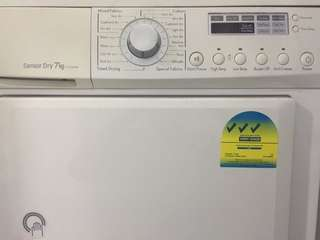 LG Dryer 7kg