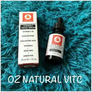 OZ NATURAL VITC  (VITAMIN C FACIAL SERUM)