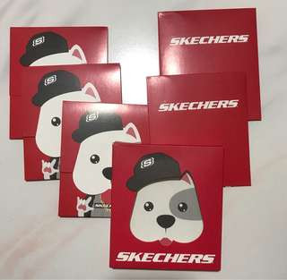 Skechers Ang pow red packet