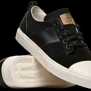 全新原廠 未落地 限量 Adidas X Ransom 聯名 Military TR LOW 黑色 G63375