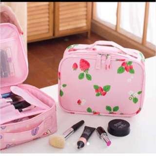 Cute make up pouch waterproof