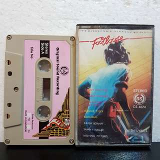 Cassette》Footloose OST
