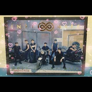 BEST OF INFINITE - CD + DVD Limited Edition Type B