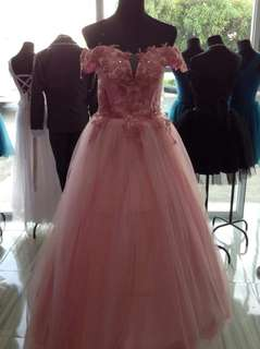 Ball Gown (Off Shoulder)