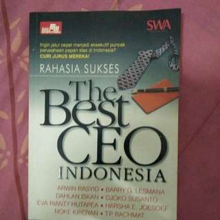 The Best CEO Indonesia