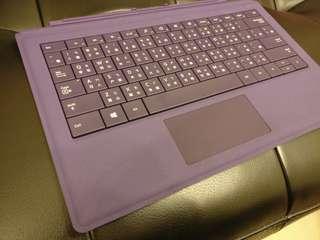 Surface Pro 3 keyboard 有中文字碼