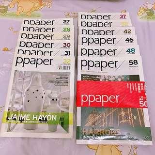 ppaper 27-32, 37-38, 41-42, 45-48, 57-58期