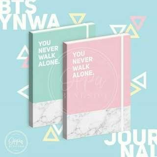 (PREORDER) BTS YNWA Journal