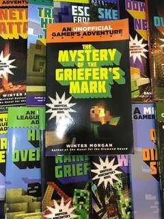 MindCraft Novel For Children