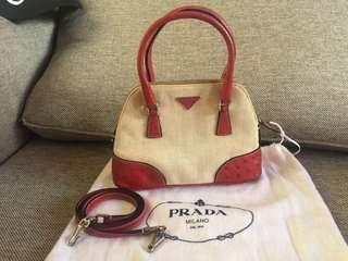 Prada mini sling