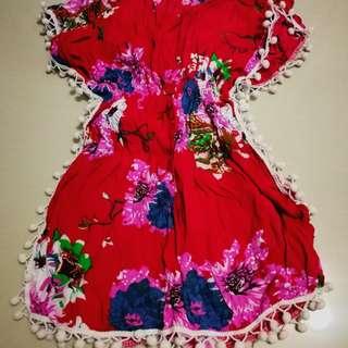Balinese Girl Dress