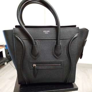 99%新 Celine Micro Luggage