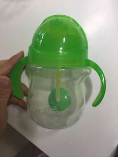 Munchkin weighted drinking cup