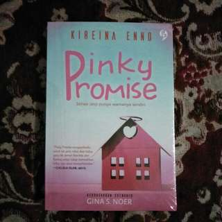 Novel Pinky Promise