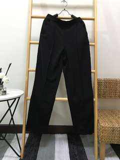 BNWOT Black high waist pants