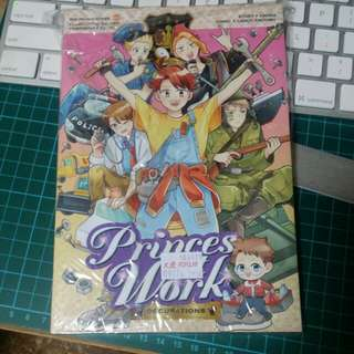 The Prince Series K14 (Princes At Work)