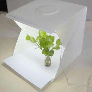 40cm Large Led Portable Photography Box For Studio Photo Taking