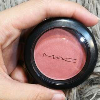 MAC Shimmer Blush