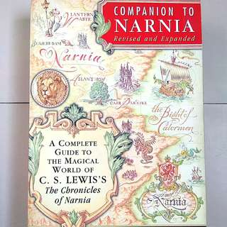 Companion to Narnia by Paul F. Ford