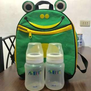 Avent 350 take all w/ free bag