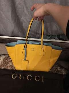 Gucci 雙色袋