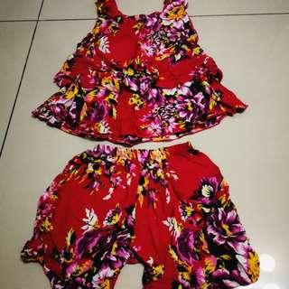 Balinese Girl Sets