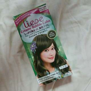 Liese Hair dye -Ash brown