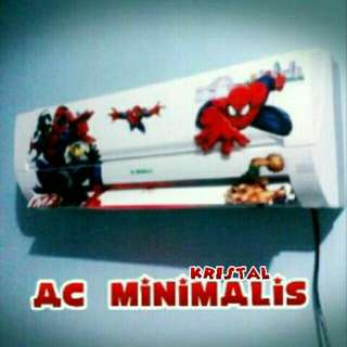 New ac minimalis kristal jaman now