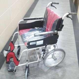 Miki wheelchair MST43JL-16 輪椅