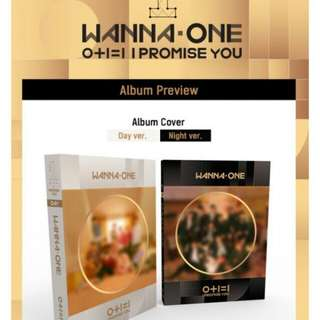 [PREORDER] WANNAONE I Promise You