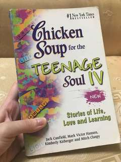 Chicken soup for the teenage soul (IV)