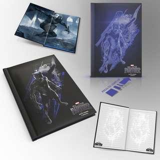 Black Panther Light-Up Notebook