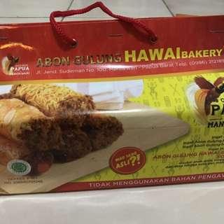 Abon Gulung Hawai Manokwari