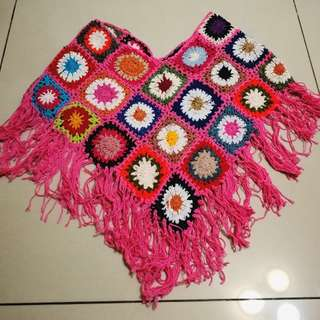 Girl Shawl
