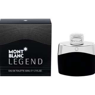 Mont Blanc Legend (Authentic)