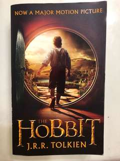 The Hobbit JRR Tolkien
