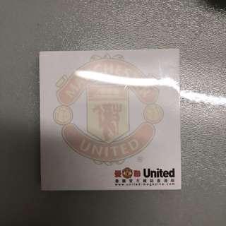 Manchester United memo 曼聯memo