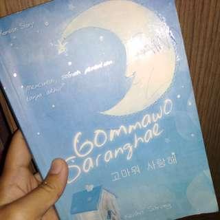 Novel Gomawo Saranghe