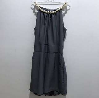 Jumpsuit grey