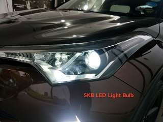 SKB Plug & Play LED Head Light Bulb Hight Quality