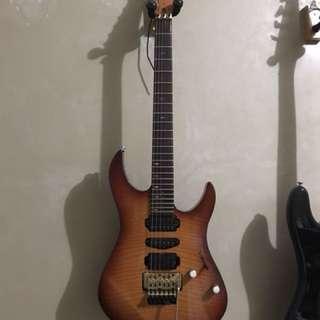Rare 90's Yamaha RGX 821D