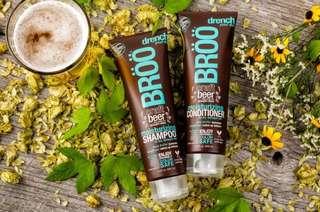 Broo Moisturizing Shampoo Hop Flower 250ml