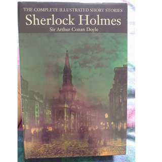 The Complete Illustrated Short Stories Sherlock Holmes Sir Arthur Conan Doyle