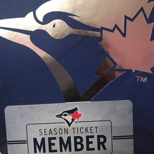2018 Blue Jays Tickets